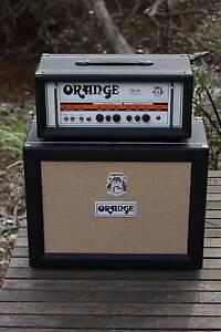 Orange TH30 amp + Orange 2x12 cab Wandin East Yarra Ranges Preview