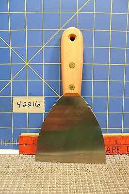 R Murphy Co Yellogold Drywall Taping Knife New