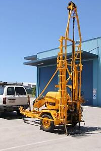 Drill Rig, Gemco 210b Coolum Beach Noosa Area Preview