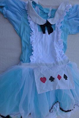Wonderland Halloween Cosplay Costume Jr. Medium (In Halloween-kostüme)