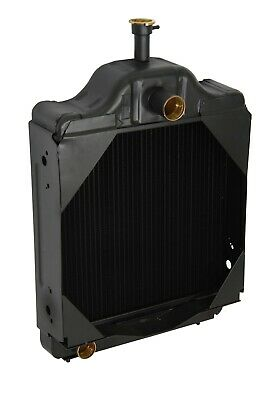 Case Ih Tractor Radiator Fits Model 580c 584c 585c 586c Oe Part D89103