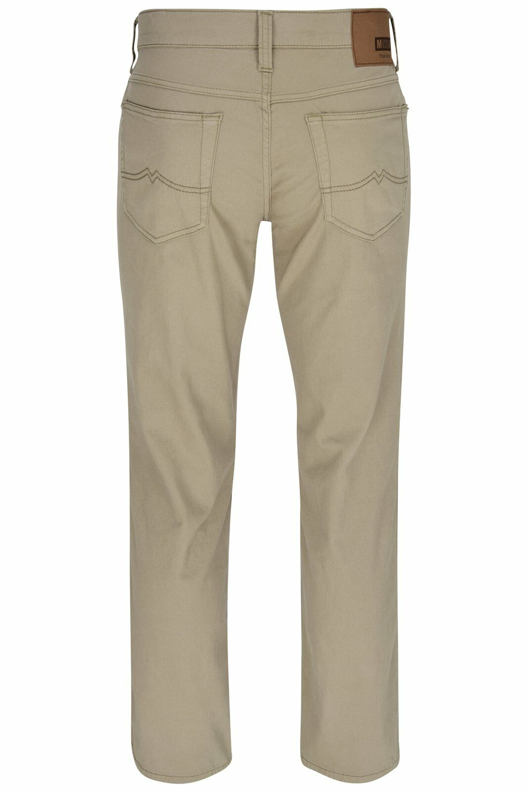Mustang Oklahoma (Tramper) Herren Jeans / Beige / Sommer-Jeans