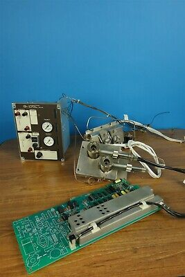 Varian Gas Chromatograph Gc 3300 3400 Fid Tsd Detector Boards Valves