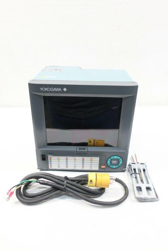 Yokogawa DX2030-1-4-2/A3/M1/N1/CC1 Daqstation Chart Recorder