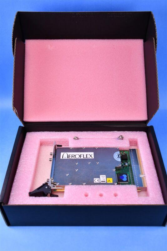 Aeroflex Test Solutions 3011 PXI RF Synthesizer w/ OCXO Option 99 & 199