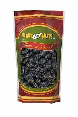 We Got Nuts Pitted Dried Prunes, Dried Plum -3 Pounds