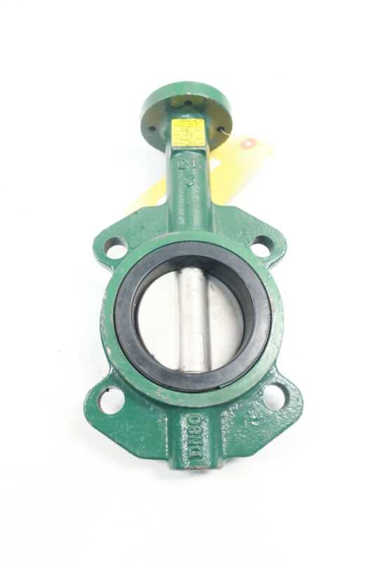 Centerline 200 Iron Wafer Butterfly Valve 3in
