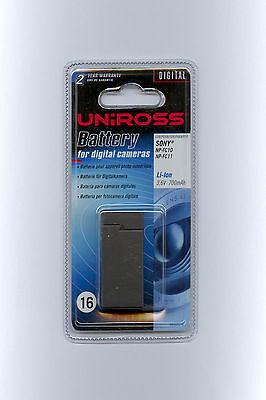 P10 P8 P7 Dsc V1 (Batteria cp.Sony NP-FC10/FC11 (CyberShot)