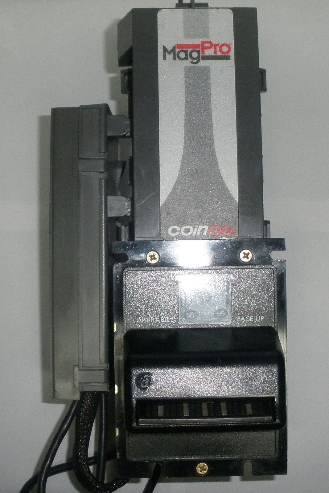 Coinco MAG30B MagPro Bill Acceptor/Validator For Vending Machine BA30B BA50 NBB
