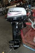 Mariner 15hp 2 Stroke Outboard Boat Motor Engine - Long Shaft Wacol Brisbane South West Preview