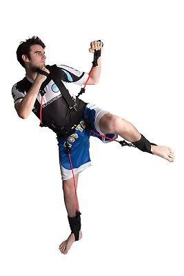 TOP TEN Beltmaster-System, Training, Kraft, Muay Thai, Kickboxen, MMA, Ausdauer,