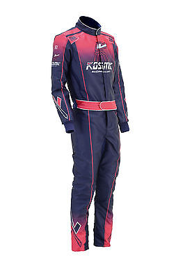 Kosmic Kart race suit CIK/FIA Level 2 approved 2016 style for sale  Shipping to India
