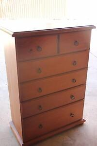 VGC solid timber tallboy metal runners can deliver Parramatta Parramatta Area Preview