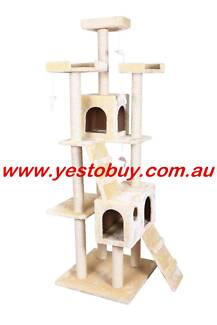 181cm Cat Tree, Scratch Post, Scratching Pole,Scratcher*PCT8053 Oakleigh Monash Area Preview