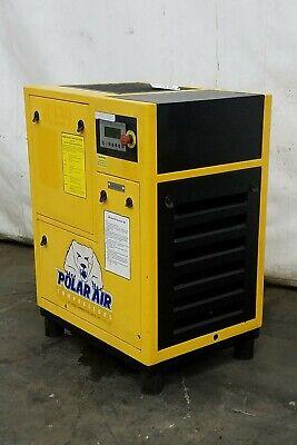 Polar Air 45-cfm Rotary Screw Type Air Compressor - Am19577