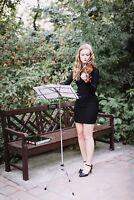 Violin SOLO available for HIRE