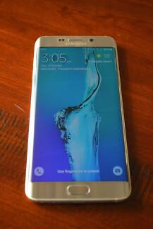 As New Samsung Galaxy S6 Edge+ 32GB Platinum Gold SM-G928C Whyalla Whyalla Area Preview