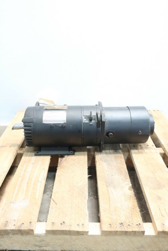 General Electric Ge 5CD144MA804B800 Cdl186aty Dc Motor 2hp 1750rpm 1in 180v-dc