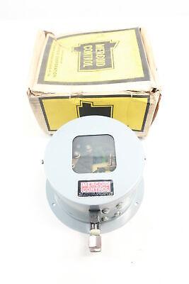 Mercoid Bb 423-4133 Rg 25s Pressure Switch 14in 120240v-ac