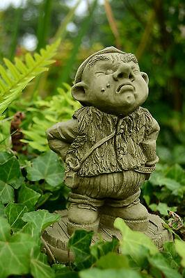 Dennis-Garden Ornament-Gargoyle-Sculpture Stone Statue-Home-Decorative Gift