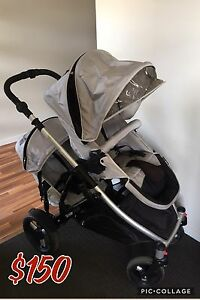 STRIDER PLUS DOUBLE PRAM St Marys Penrith Area Preview