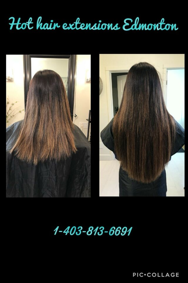 Hair Extensions Application And Blending 36750 Health