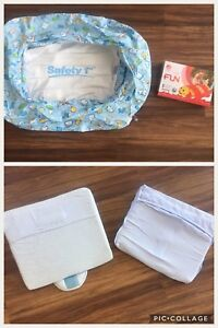 Water items and maternity/bassinet wedge