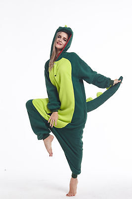 Dinosaur Animal Onesie0 Adult Costume Unisex Kigurumi Pajamas Cosplay for Women