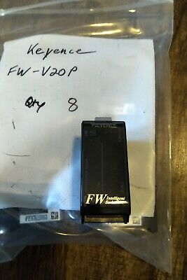 Keyence Digital Ultrasonic Sensor Amplifier Fw-v20p