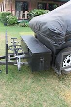 Pinnacle Camper on custom made trailer Suit Large Family Holland Park West Brisbane South West Preview
