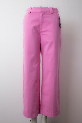WOMENS GAP Girlfriend Chinos with Stretch PINK