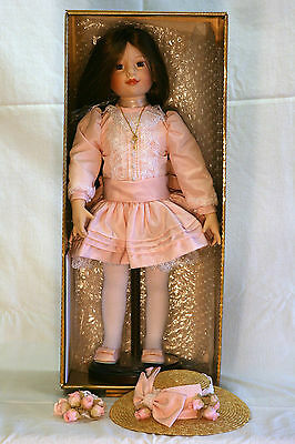 "1998 16"" Porcelain Magic Attic Club Heather doll"