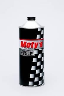 Moty's M114 Engine Oil