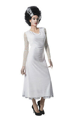 Bride of Frankenstein Monster Adult Womens NEW Universal Studios Monsters](Bride Of Frankenstein Dress)