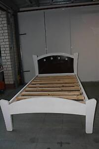 King Single Wood Bed very good condition Bridgeman Downs Brisbane North East Preview