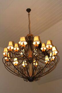American Style Chandelier Lights ( set of 3)