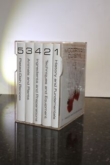 MODERNIST CUISINE THE ULTIMATE COOKBOOK BOOK SET Ingle Farm Salisbury Area Preview