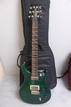 2001 Paul Reed Smith SE Santana Electric Guitar Blackwater Central Highlands Preview