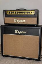Bogner Shiva el34 (80watt) Head with Matching 2x12 OverSized Cab Warwick Southern Downs Preview