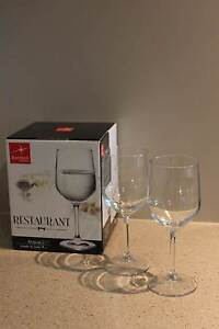 New Bormioli Rocco Restaurant Red Wine Glass Set of 4 Macquarie Park Ryde Area Preview