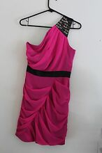 Lipsy size 6 hot pink dress Canberra Region Preview