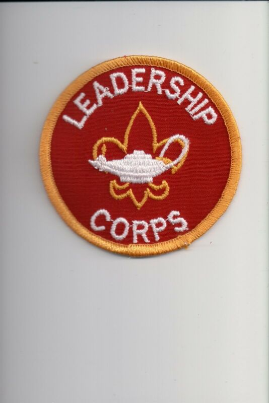 Leadership Corps patch