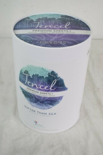 Tencel Premium Sheets Split King - Dove Gray