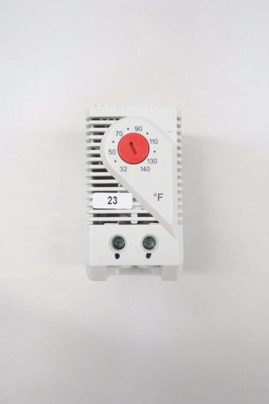 Stego 11409NC 01140.9-00 32-140f 120/250v-ac Small Compact Thermostat
