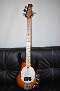 Sterling by Music Man Ray 34 Bass Stingray Very Good Cond New Bag Kardinya Melville Area Preview
