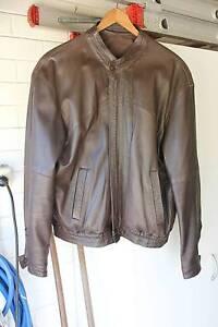 Genuine men's leather jacket Alderley Brisbane North West Preview