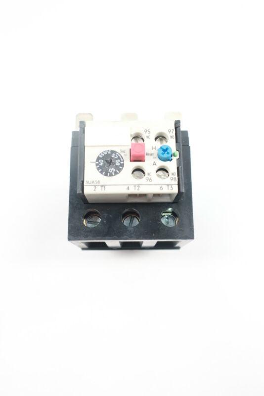 Siemens 3UA5800-2T Overload Relay 40-57a Amp