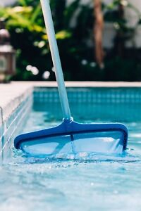 Hamilton and GTA pool cleaning services