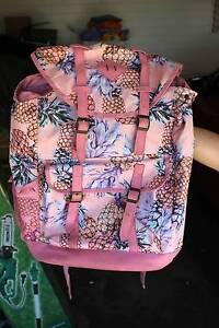 Pineapple backpack Alderley Brisbane North West Preview