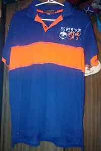 US POLO AS AN MENS TSHIRTS SIZE L Carina Heights Brisbane South East Preview